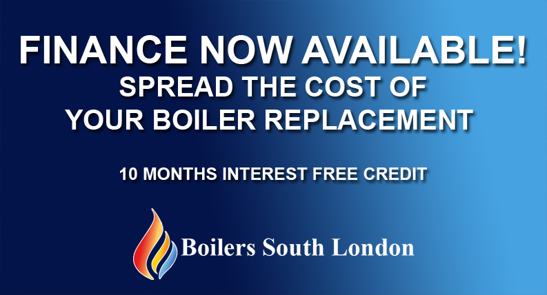 Finance Now Available! Spread the Cost of your Boiler Replacement