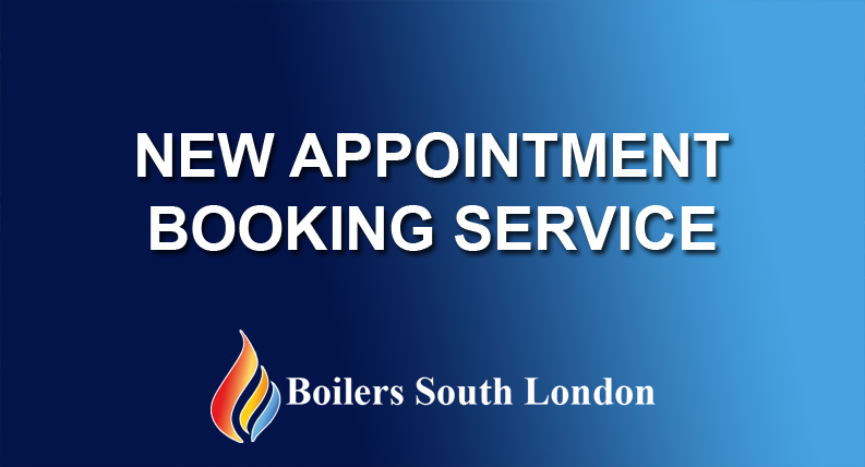 New Appointment Booking Service