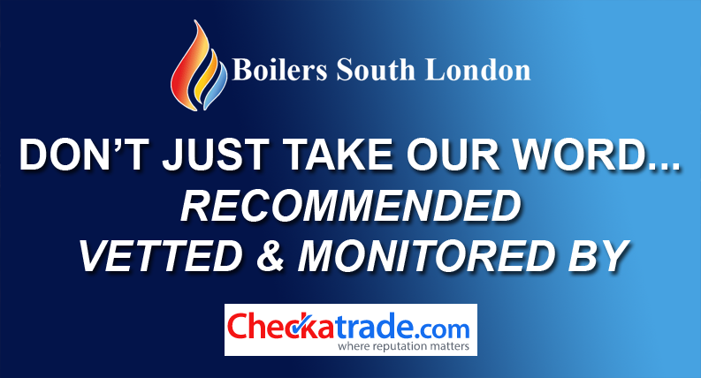 Don't just take our word… We are recommended, vetted & monitored by Checkatrade.com