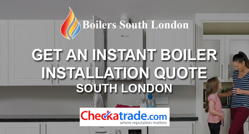Get an Instant Boiler Installation Quote South London