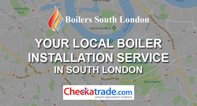 Your Local Boiler Installation Servicea in South London